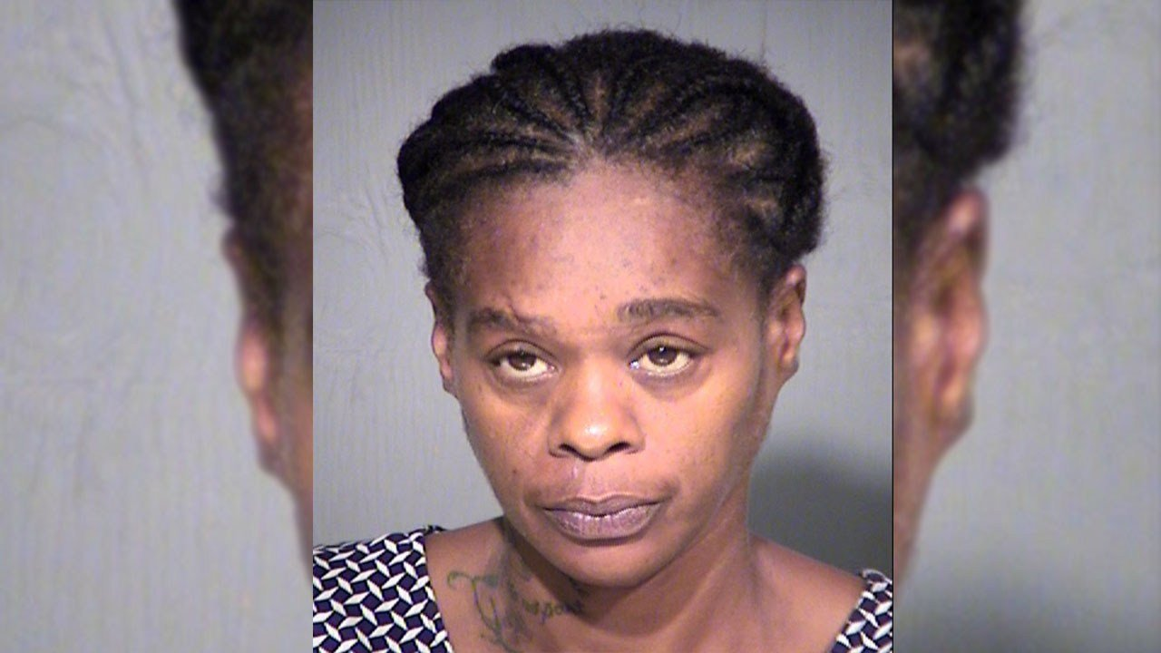 A Phoenix woman accused of causing a car crash in 2015 that left a man dead and two others seriously injured has been arrested in the case. (Source: MCSO)