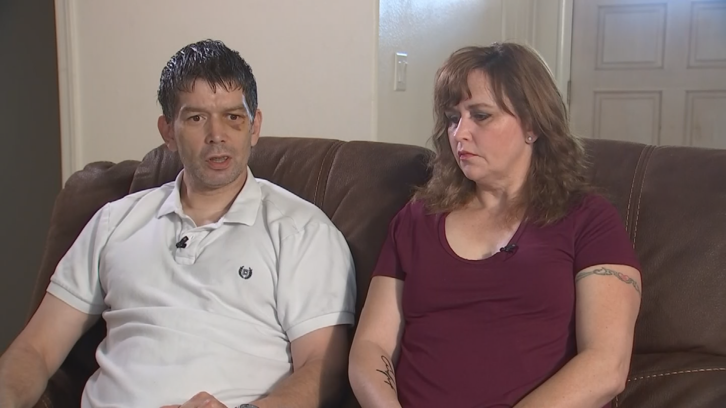 Randy Vogelzang and Julie Fitzsimmons-Benson were held captive in their own home while a pair of robbers stole pain pills and thousands of dollars. (Source: 3TV/CBS 5)