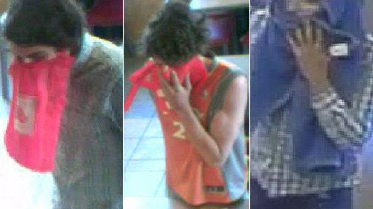 Phoenix police are searching for a suspect wanted in connection to at least three robberies that occurred during the beginning of this month. (Source: Silent Witness)