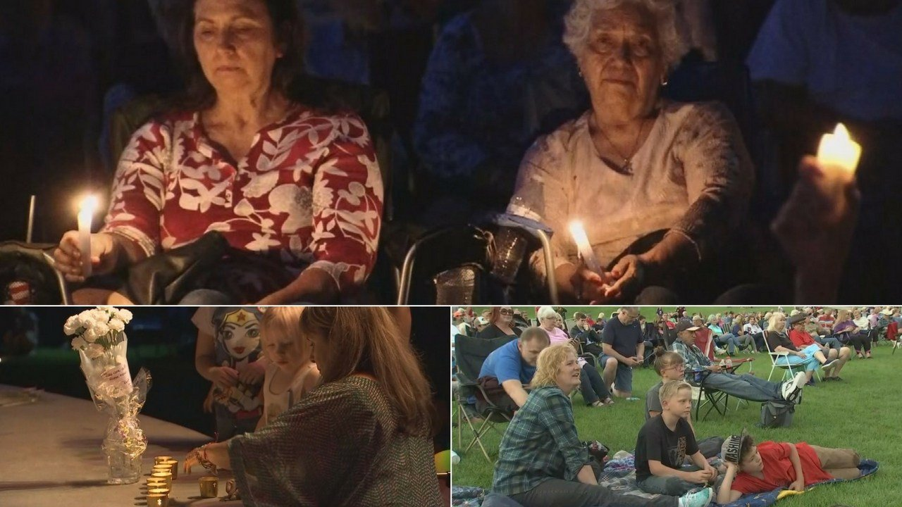 A vigil was held last Saturday night in Payson for the family as well. (Source: 3TV/CBS 5)