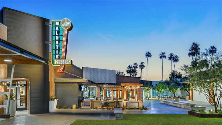 A outside look at the Uptown Phoenix location. (Source: Lou Malnati's Website)