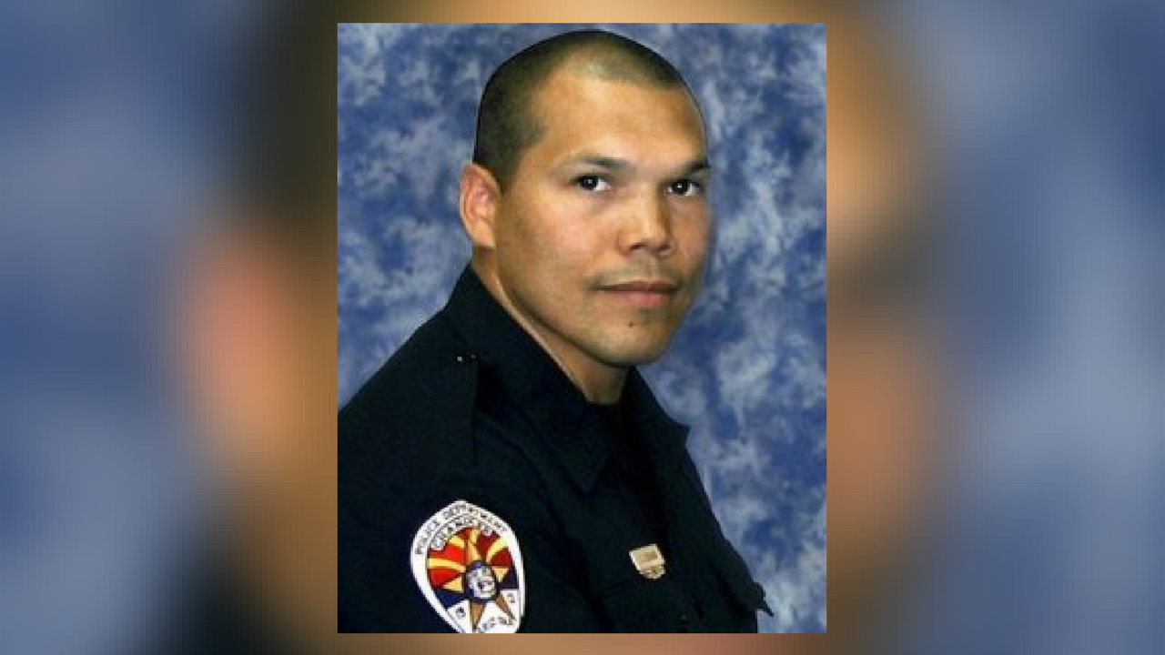 Det. Carlos Ledesma was shot and killed during a 'reverse drug sting' in July 2010. (Source: Chandler Police Department)