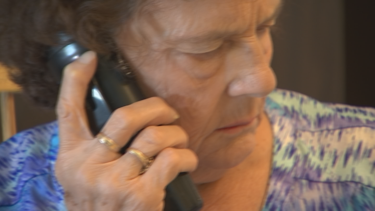 Irma Orozco said she got a phone call from someone claiming to be her grandson. (Source: 3TV/CBS 5)