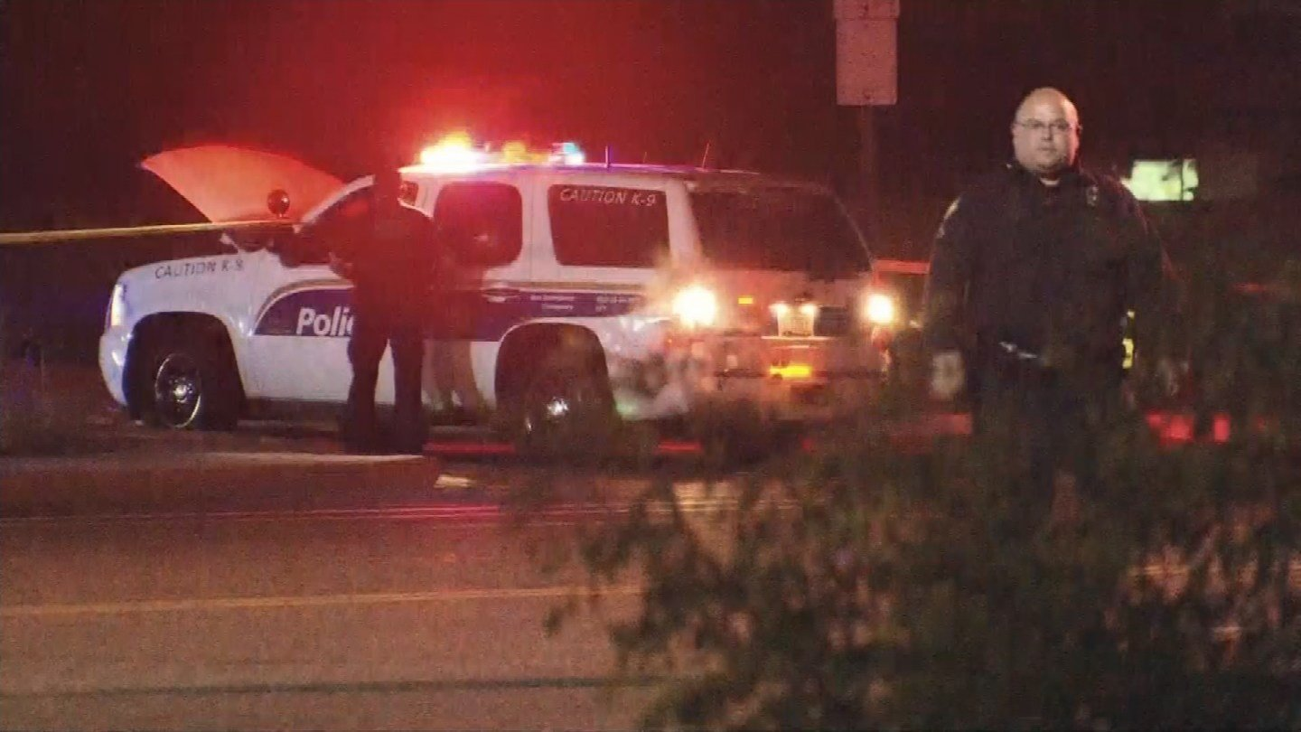 The suspect shot at the officers while on his bicycle. (Source: 3TV/CBS 5)