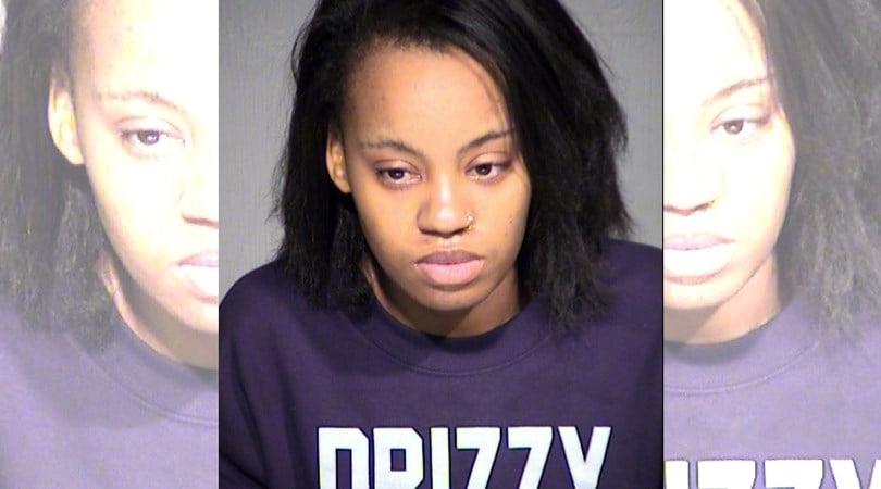 Casha Shonteya Cotton (Source: Maricopa County Sheriff's Office)