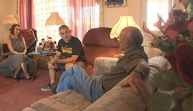 While going through her uncle's paperwork, Pam Martinezand her husband discovered a disturbing trend. Uncle Les had apparently written dozens of checks ranging between $10 to $200 and many of the checks were written to charities. (Source: 3TV/CBS 5)