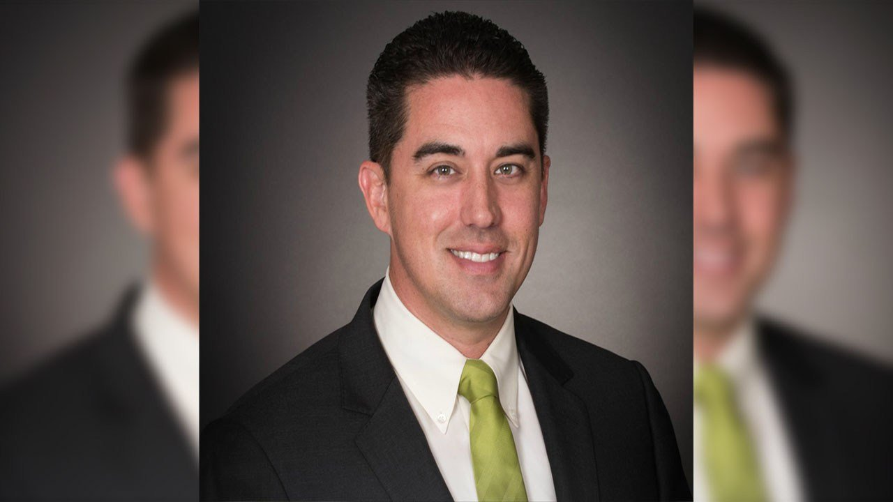 Mesa City Councilman Ryan Winkle was arrested for a DUI in May. (Source: City of Mesa)