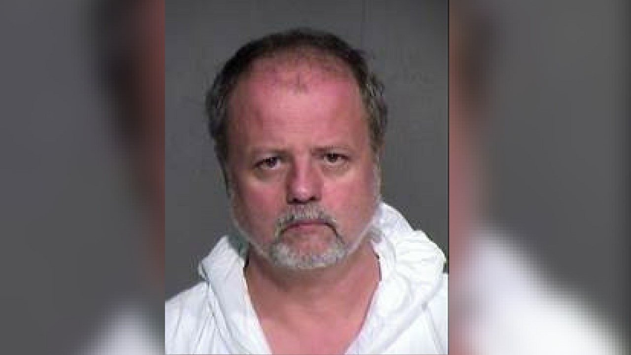 Teddy Vanders, 52, arrested for allegedly shooting and killing his girlfriend in Mesa on July 13. (Source: Maricopa County Sheriff's Office)