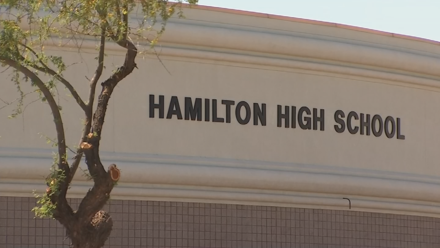 The athletic director for Hamilton High School could face legal action in connection to the reported hazing incidents involving the football team. (Source: 3TV/CBS 5)
