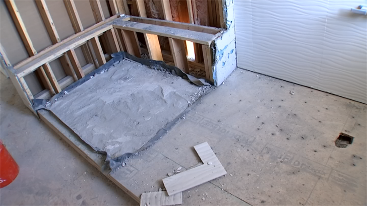 As for Girard, she doesn't know if her house will ever be back to normal again. (Source: 3TV)