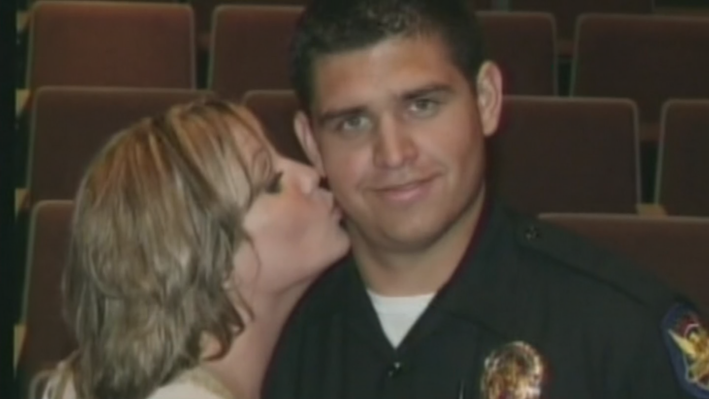 For Tiffany Cortez and her family, July 27 will always be a tough day. Ten years ago her husband and the father of her children, Phoenix Police Officer George Cortez was shot and killed on the job. (Source: 3TV/CBS 5)