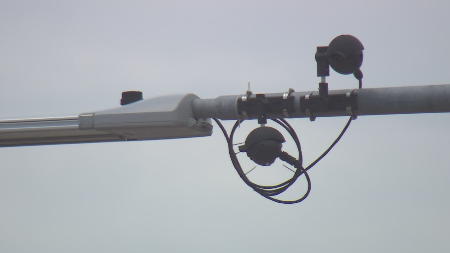 'On the freeway, additional thermal cameras placed at 1-mile intervals will signal when a wrong-way vehicle passes to help State Troopers plan their response.' (Source: 3TV/CBS 5)