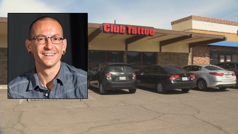 Bennington co-founded Club Tattoo. (Source: 3TV/CBS 5)