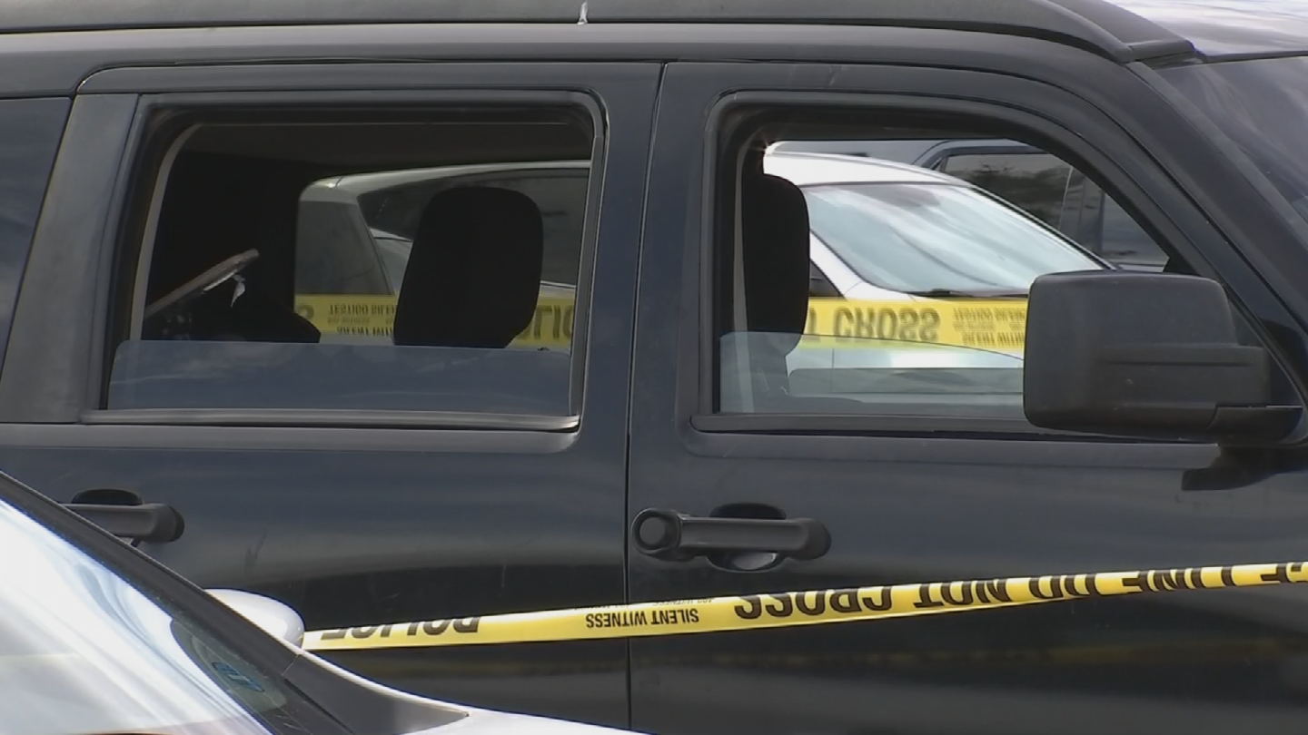 Police say 1-year-old Jasiah Riggins was in the car for hours Saturday, discovered dead only after his father drove roundtrip, twice, between their suburban home and a Phoenix church to drop off the mother and a sibling. (Source: 3TV/CBS 5)