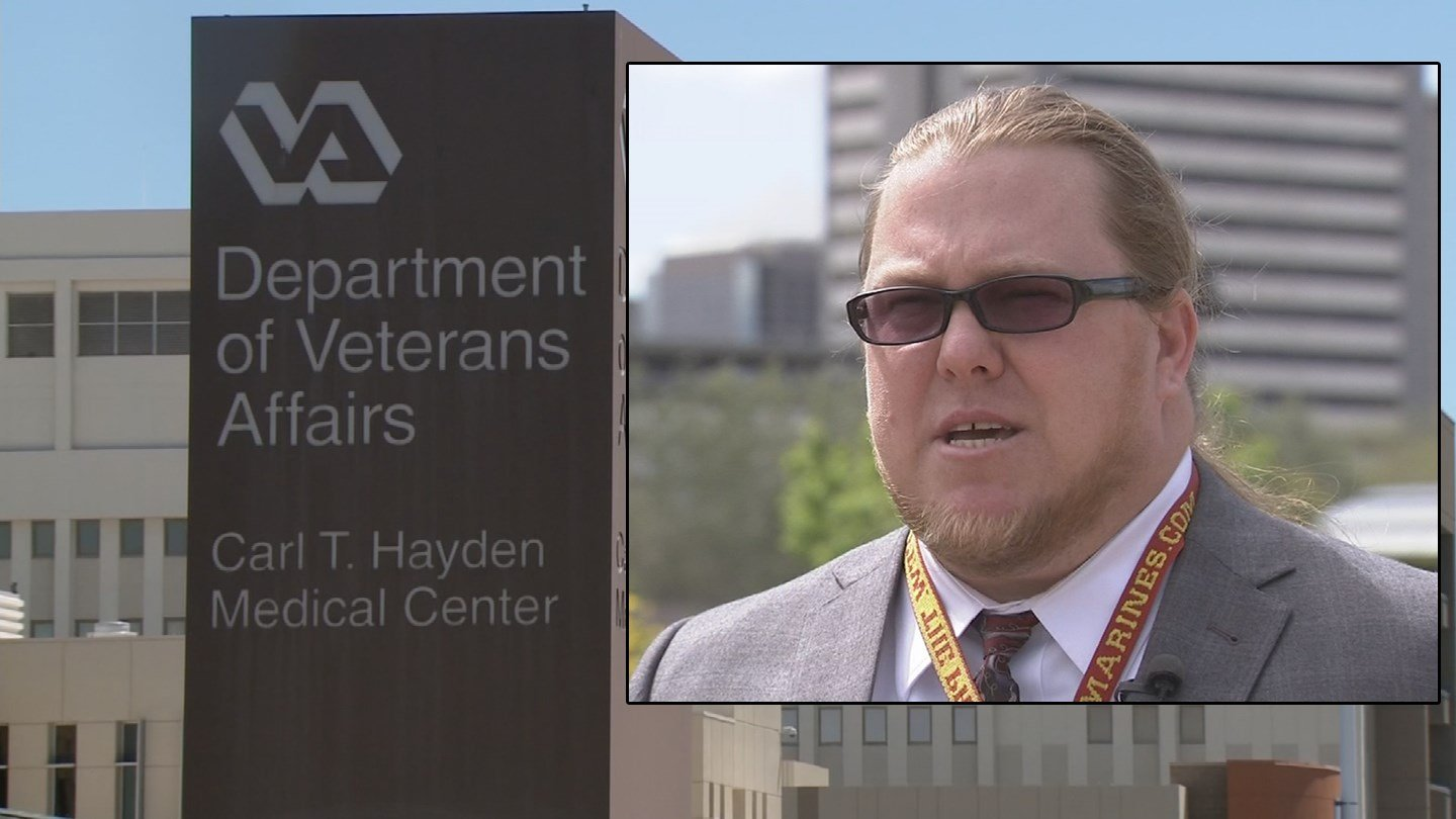 Brandon Colemon will be a staff member at  the new Office of Accountability and Whistleblower Protection in Washington. (Source: 3TV/CBS 5)