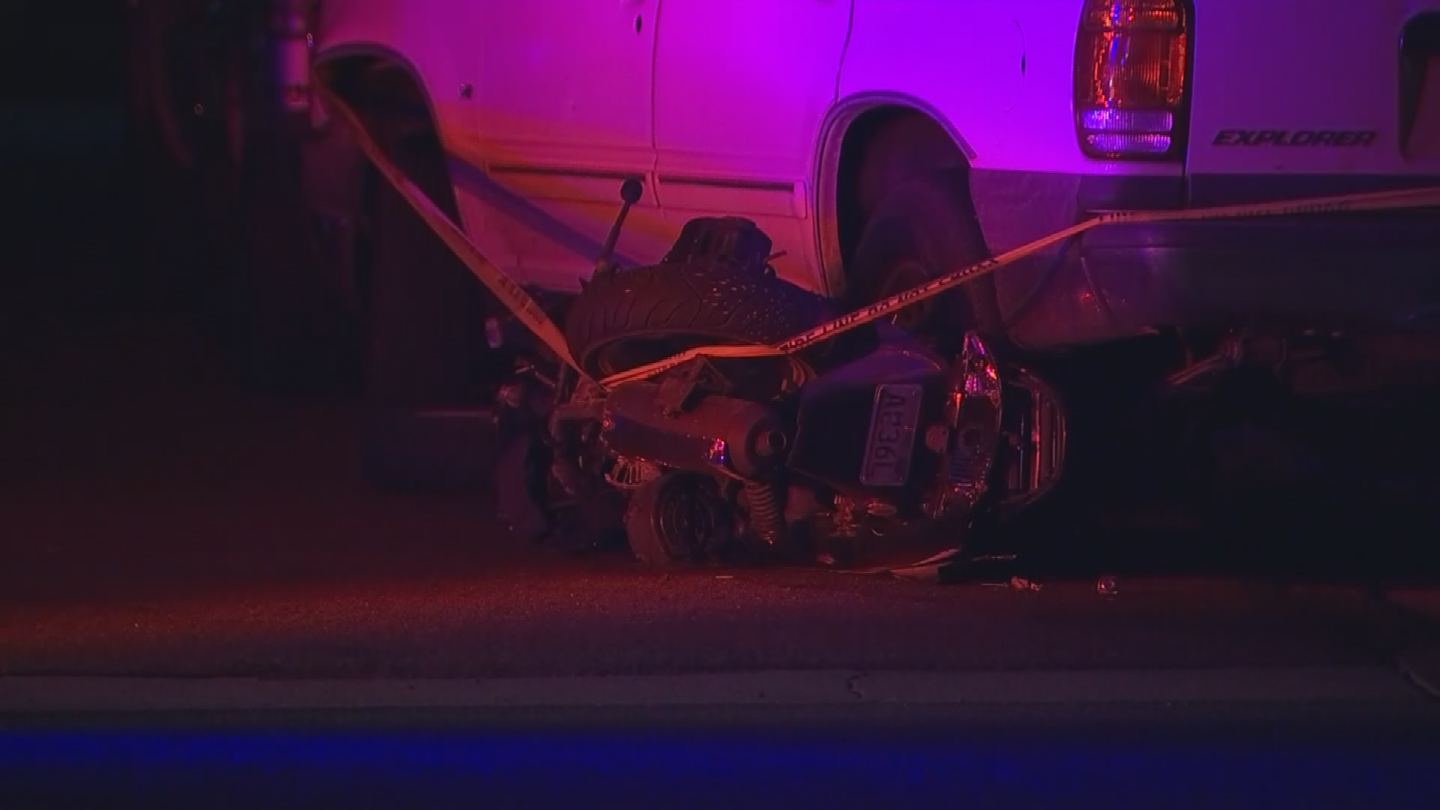 Police believe the SUV driver was impaired. (Source: 3TV/CBS 5)