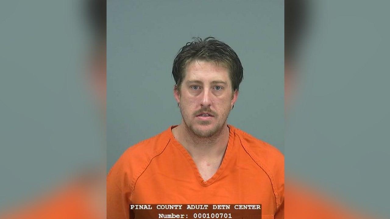 Mugshot of suspect Joshua Hendrickson (Source: PCSO)