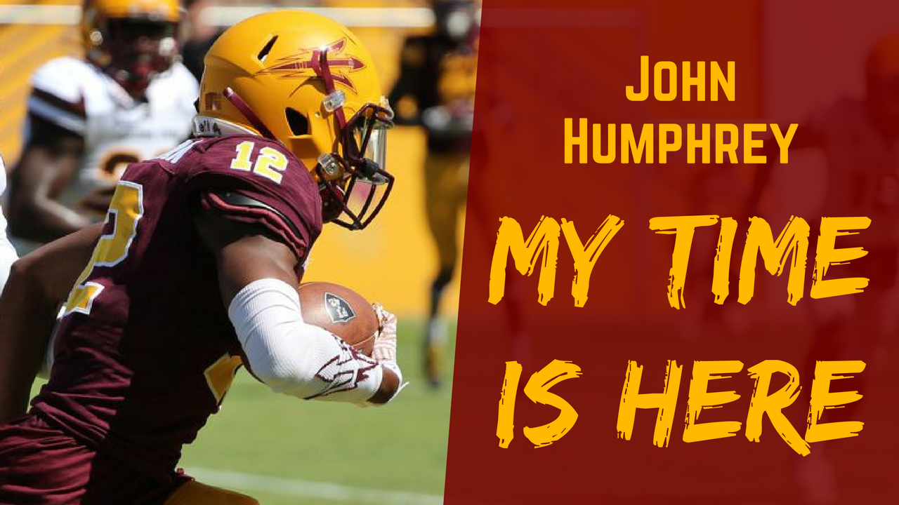 John Humphrey (Photo: Nick Ramirez/House of Sparky