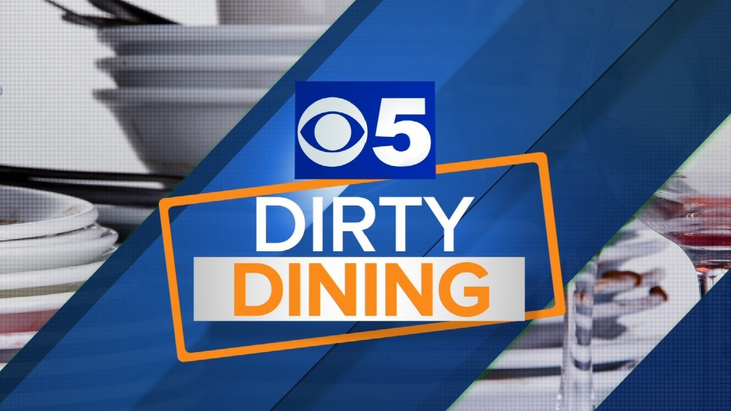 We go through every restaurant that's been inspected to see which ones were cited for the most priority health code violations.The worst offenders make our Dirty Dining list. (Source: CBS 5)