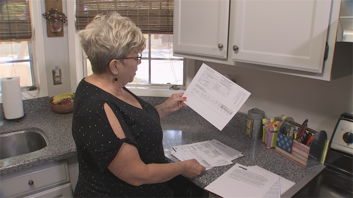 Elizabeth Edwards was stunned when she received a bill for $135 from HonorHealth. (Source: 3TV)