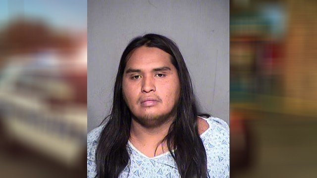 Robert Lee Antone, Jr. (Source: Maricopa County Sheriff's Office)