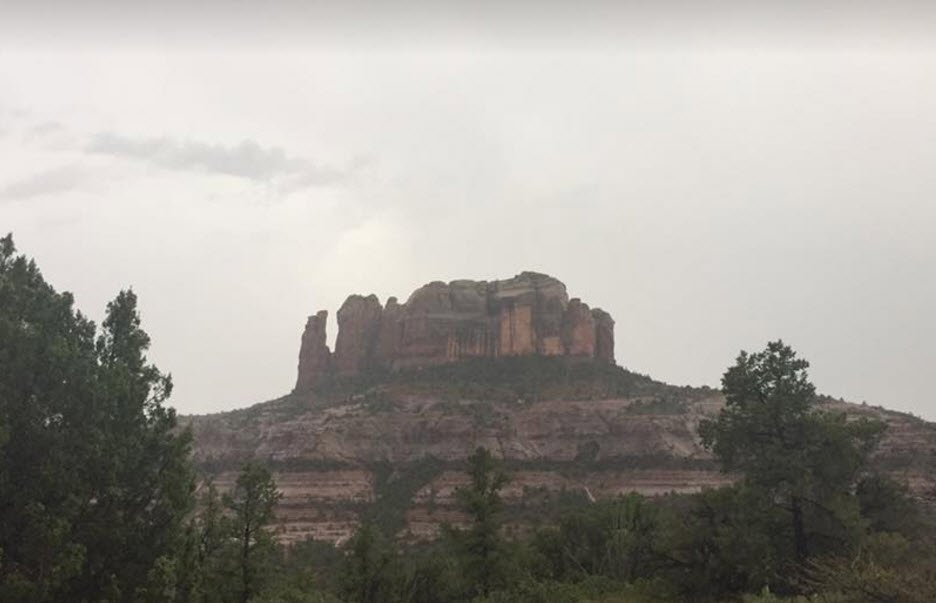 Cathedral Rock (Source: Facebook)