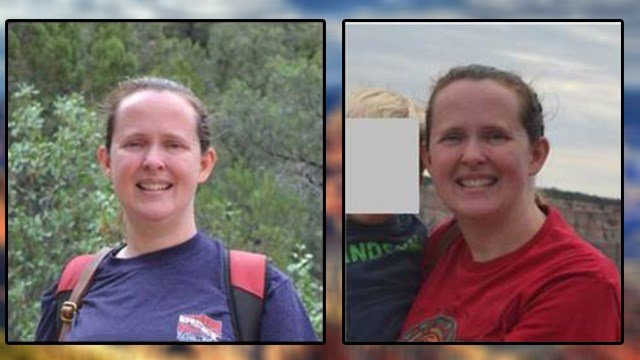 Park officials say 38-year-old Sarah Beadle of Fort Worth had reservations to stay at the Bright Angel Campground on Tuesday, but didn't arrive. (Source: Grand Canyon National Park)