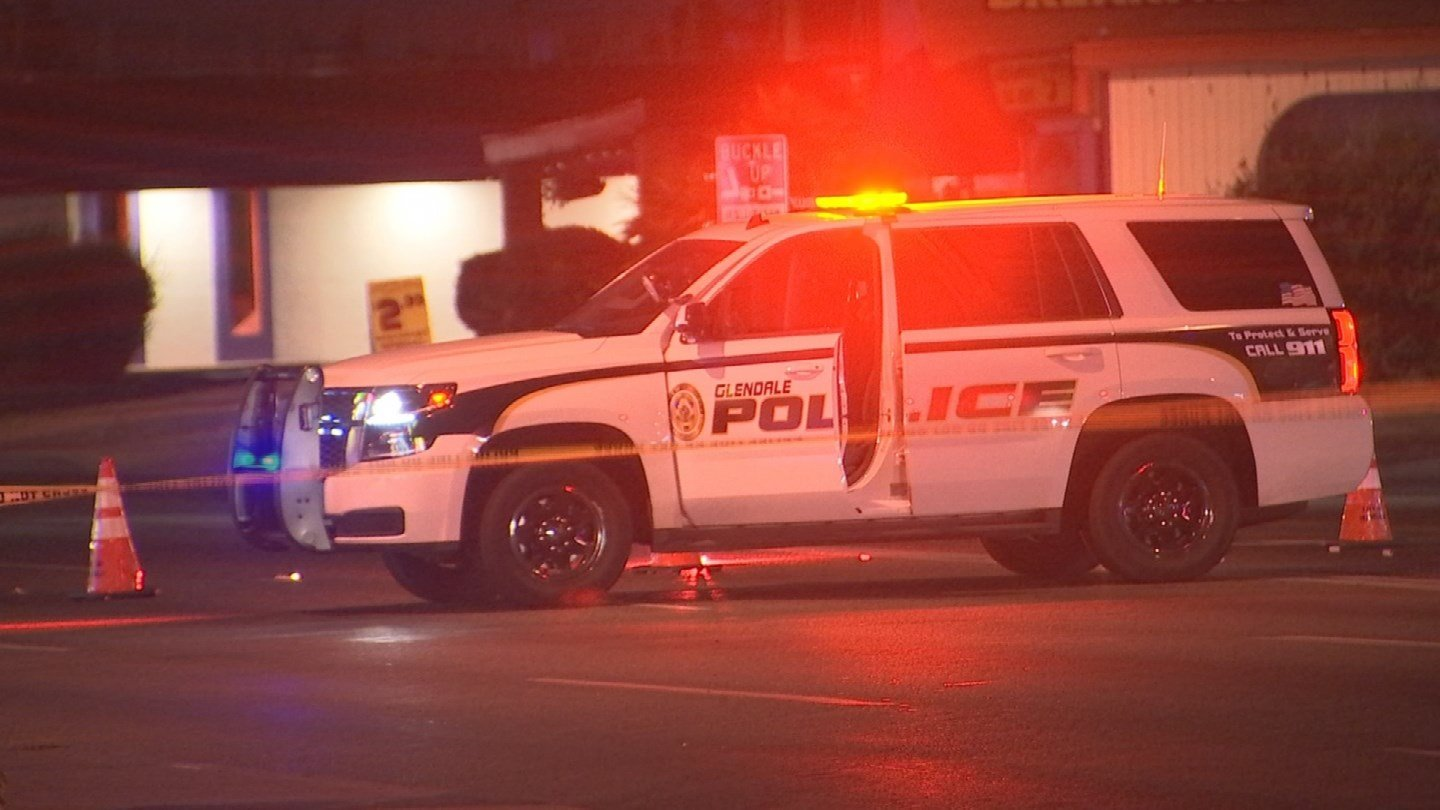 The pedestrian was transported with serious, non-life-threatening injuries. (Source: 3TV/CBS 5)