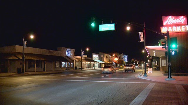 """These days, """"Restaurant Row"""" is the big attraction in Gilbert. (Source: 3TV/CBS 5)"""