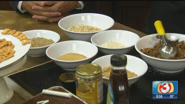 'It's everything good and healthy that you would have in a breakfast.' (Source: 3TV)