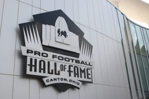 Canton, Ohio, is the home of the Pro Football Hall of Fame. (Photo by Eddie Poe/Cronkite News)
