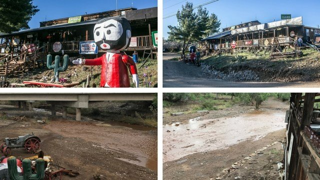 The town of Mayer, in northern Arizona, has been hit hard. First with fires then flash floods and now they're having to say goodbye to a piece of their history. (Source: 3TV/CBS 5)