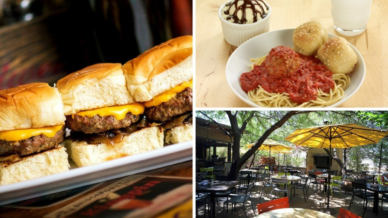 Source: Cold Beers & Cheeseburgers, NYPD Pizza, & Chelsea's Kitchen)
