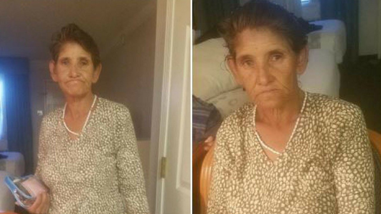 Maria Calderon, 50, was last seen near 61st Avenue and Palmaire Avenue? around 3 p.m. Sunday after her daughter left for work. (Source: Glendale PD)