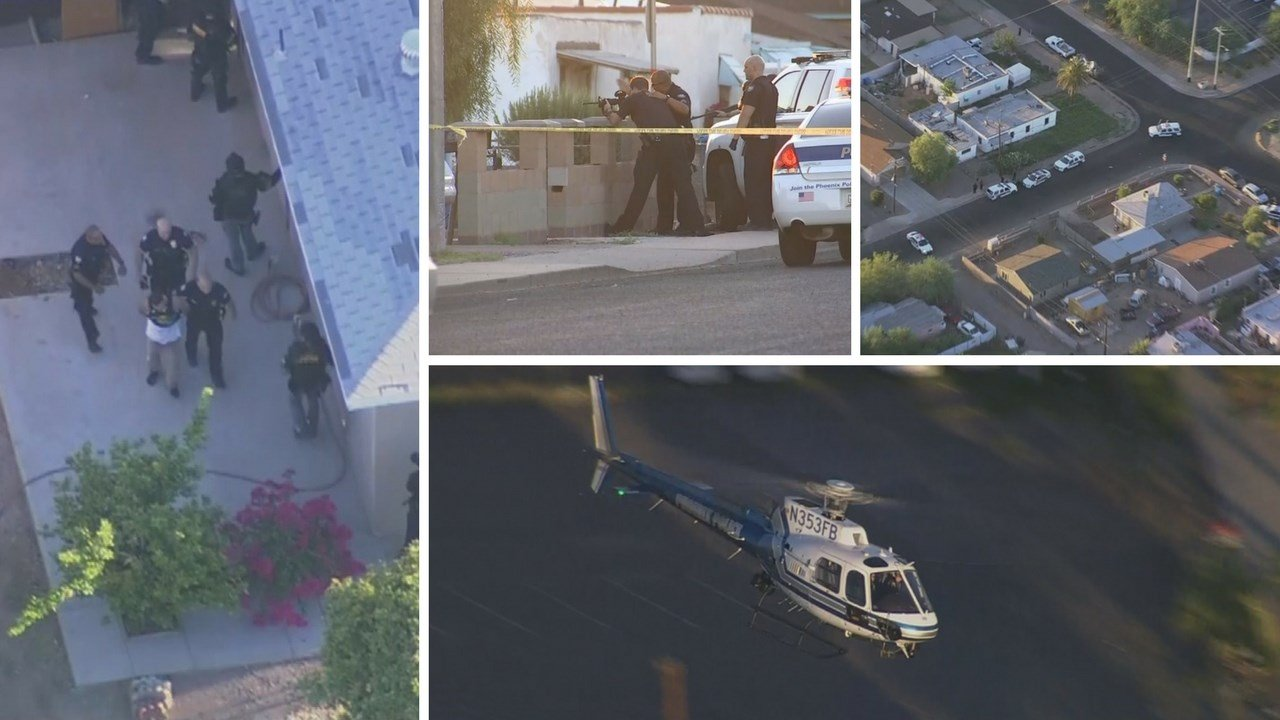 According to police, a known suspect cut a man during a dispute and fled the area.(Source: 3TV/CBS 5)