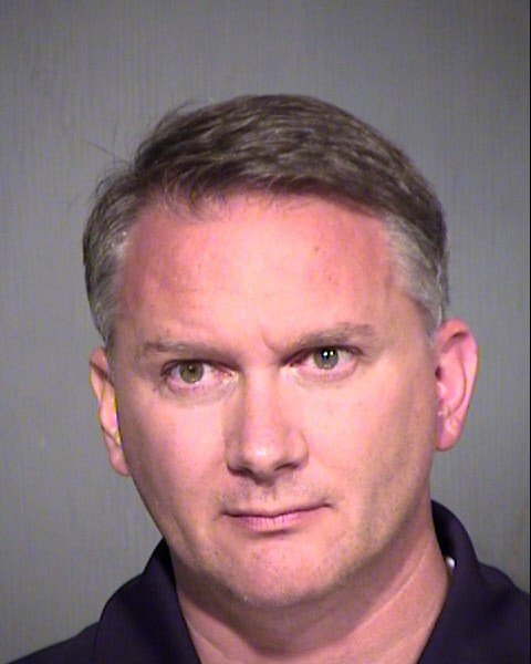 Daniel Francis Daddio, 44. (August 7, 2017) (Source: Maricopa County Sheriff Dept.)