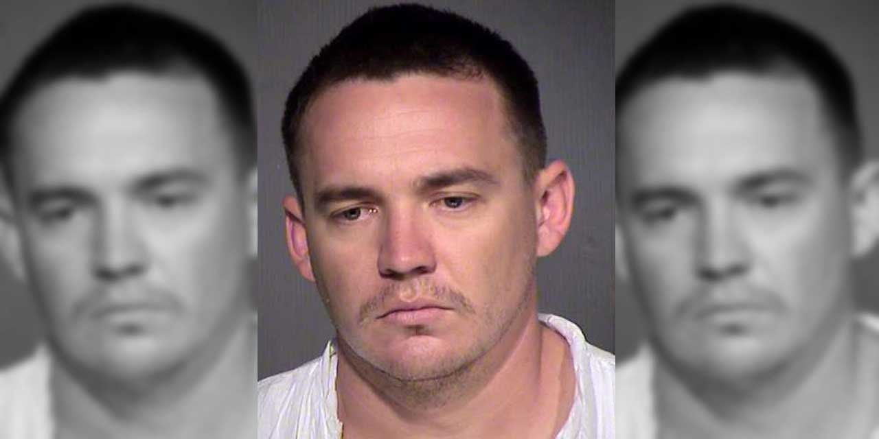 Dave Johnathan Lee (Source: Maricopa County Sheriff's Office)