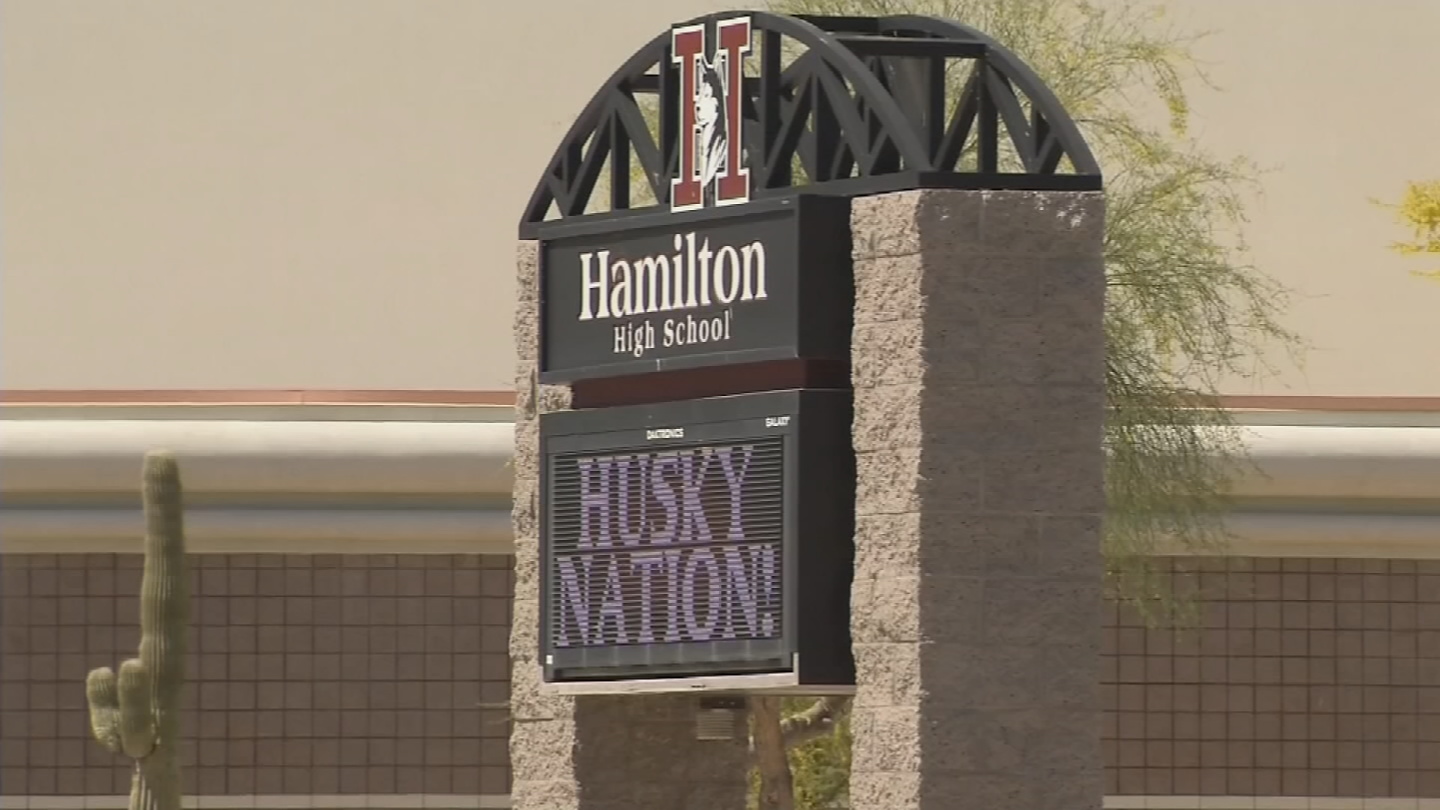 A fourth family said it plans to file a lawsuit against the Chandler Unified School District in connection to a hazing investigation. (Source: 3TV/CBS 5)