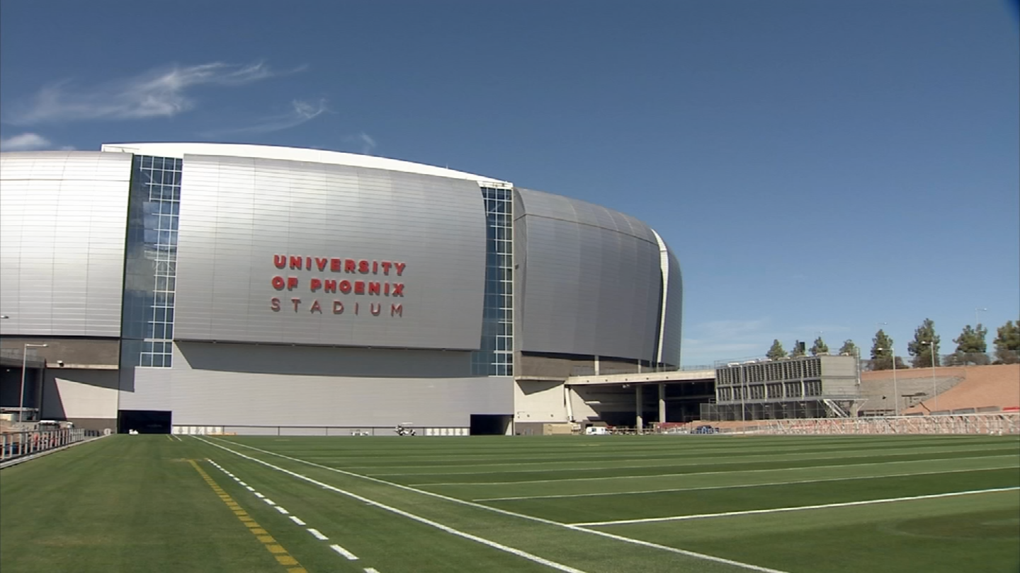 The University of Phoenix Stadium was home to the 2017 NCAA Men's Final Four, which generated $324.5 million for the Phoenix area. (Source: 3TV/CBS 5)