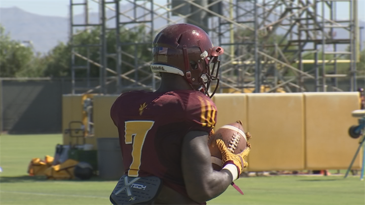 Ballage's career has had its ups and downs. (Source: 3TV/CBS 5)