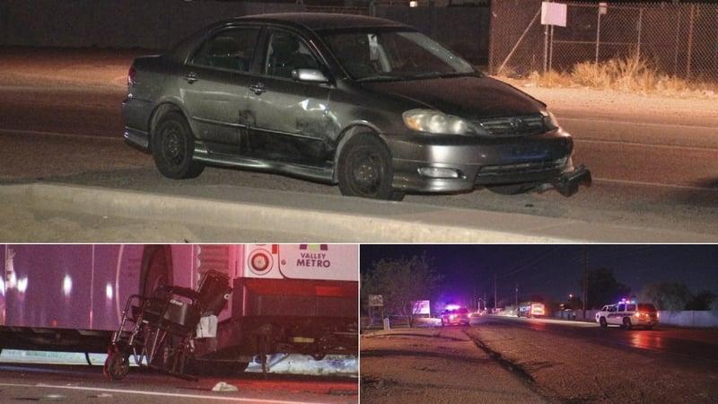 Pedestrian Hit By Car Phoenix