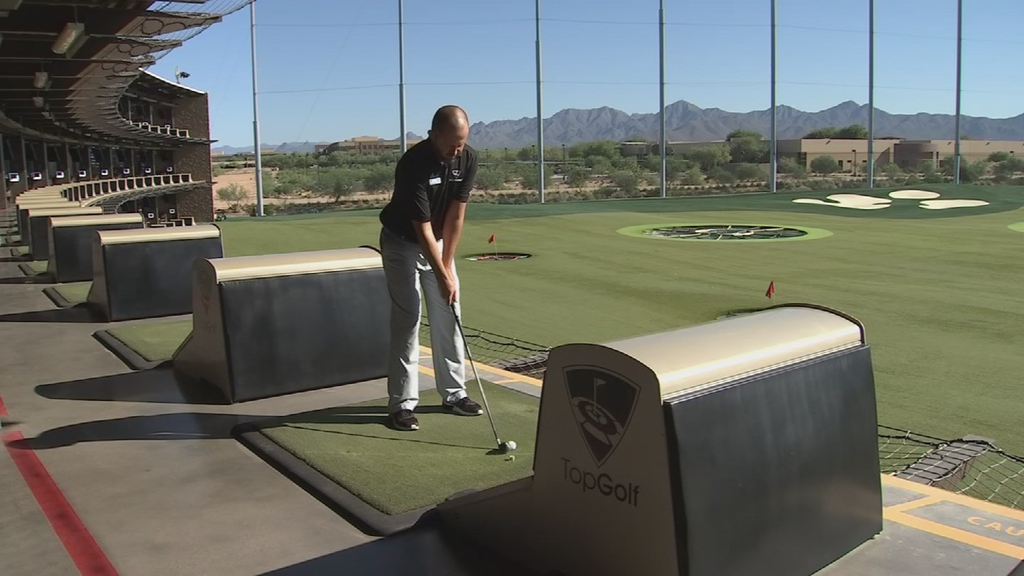 Topgolf is coming to Glendale with its third location in the greater Phoenix area with an estimated completion for Fall 2018. (Source: 3TV/CBS 5)