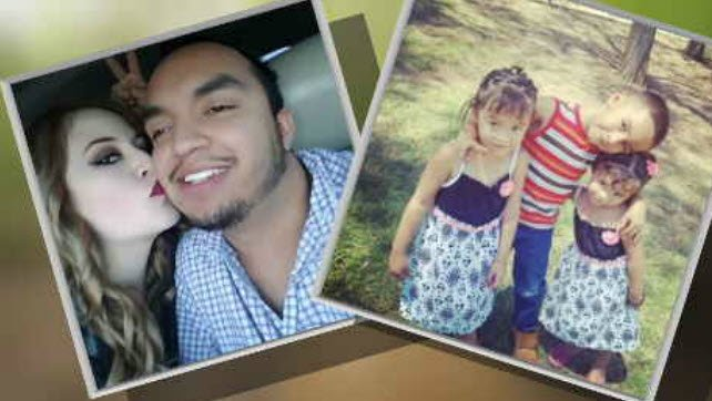 Garnica's brother, 26-year-old Hector Miguel Garnica, his wife Maria, and their three children, Daniel, Mia and Emily, were among the lives lost. (Source: Luz Garnica)