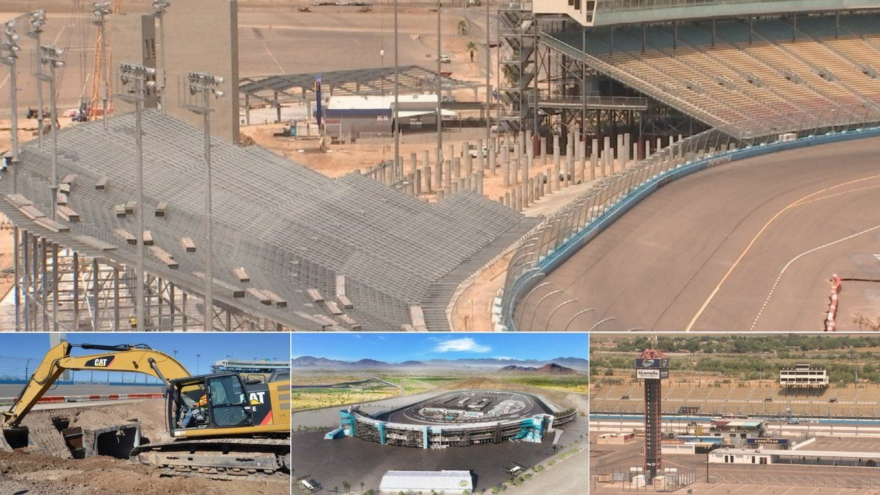 It's tough to talk about Avondale without talking about Phoenix International Raceway. (Source: 3TV/CBS 5/PIR)