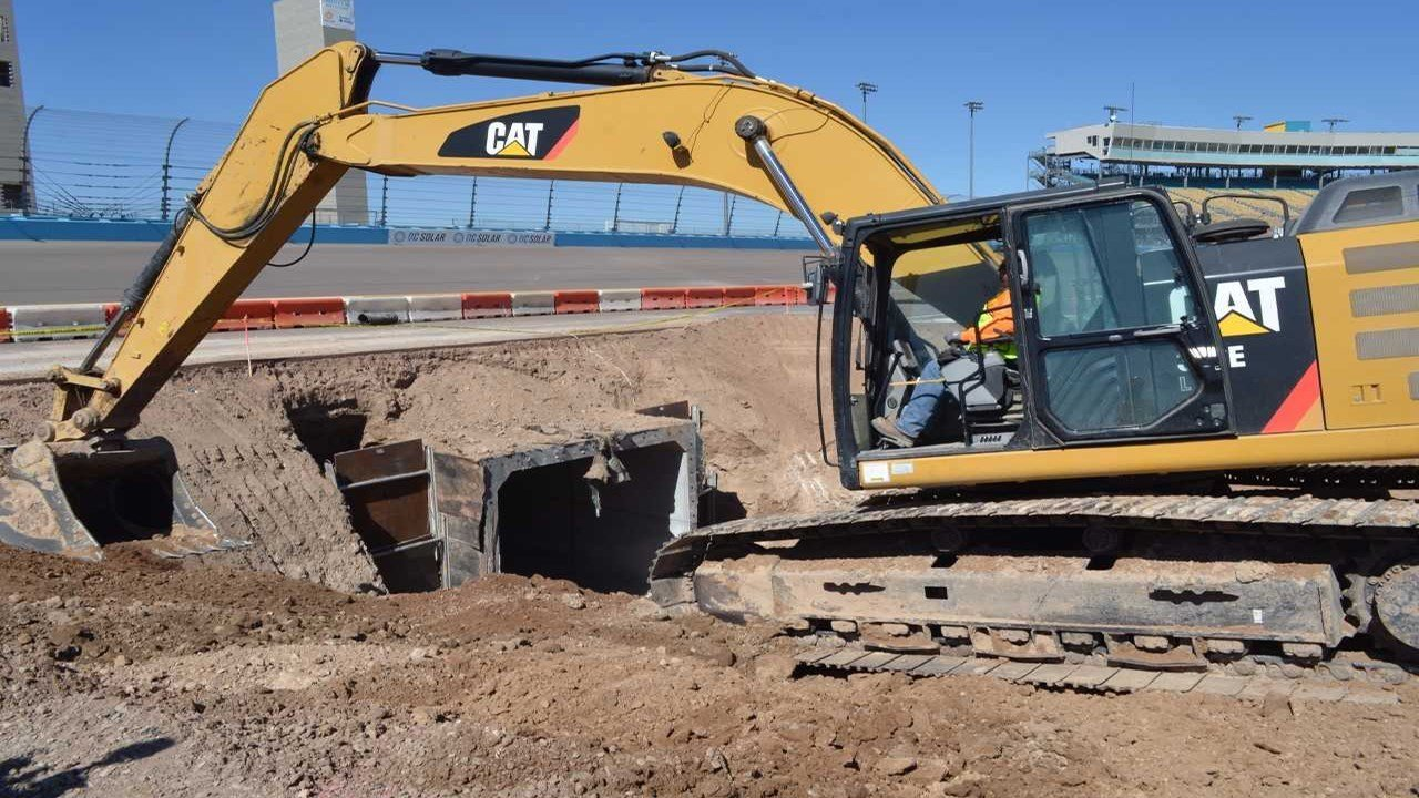 Fans will also get a better chance to meet their favorite drivers using a new underground tunnel. (Source: PIR)