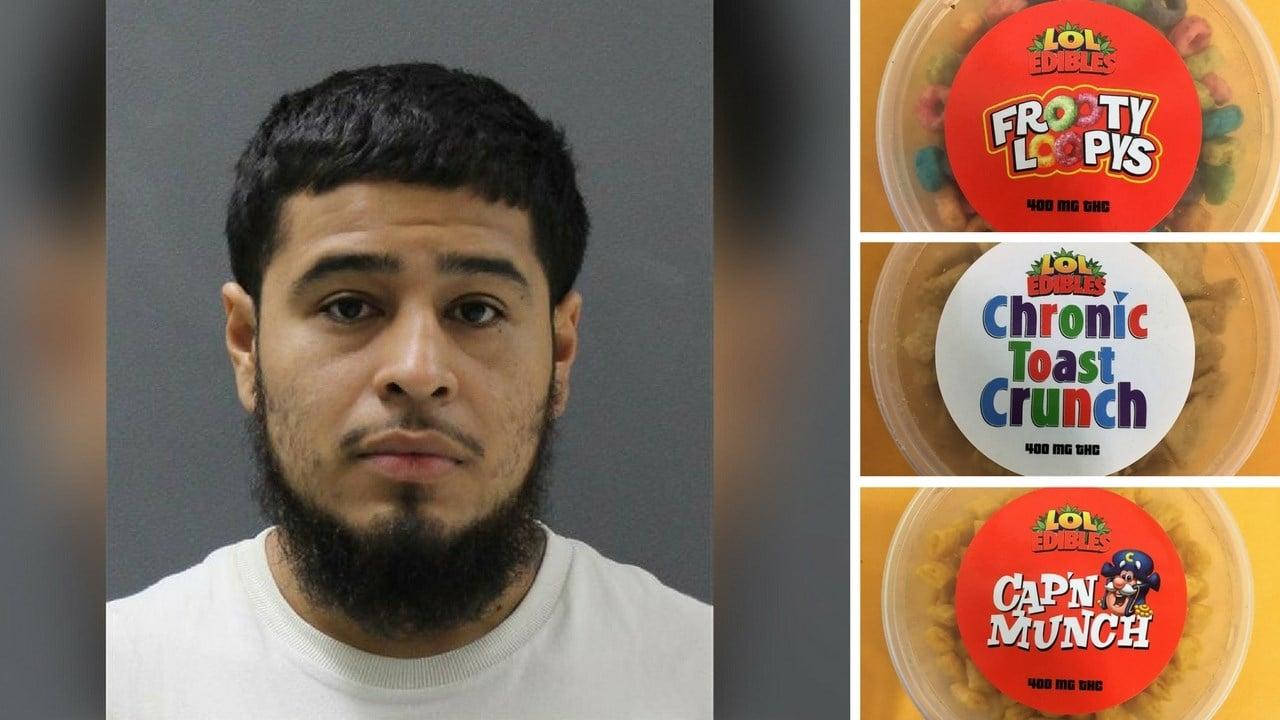 Junian Camacho-Soto, 27. (Source: Yavapai County Sheriff Dept.)