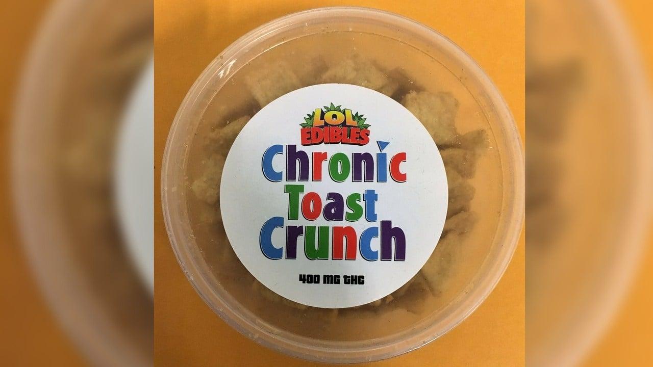 Chronic Toast Crunch (Source: Yavapai County Sheriff Dept.)