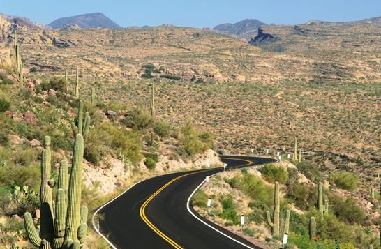 SR88 is better known as, The Apache Trail. (Source: 3 TV/CBS 5)