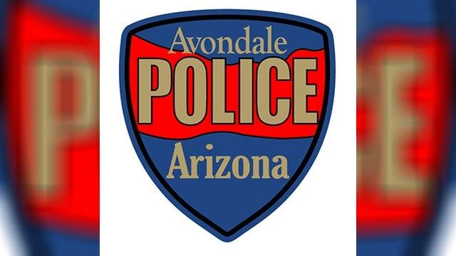 The Avondale Police Department logo. (Source: avondaleaz.gov)