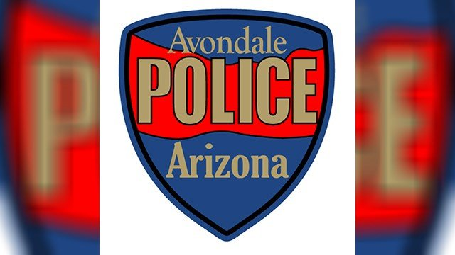 The Avondale Police Department logo. (Source: avondaleaz.gov)